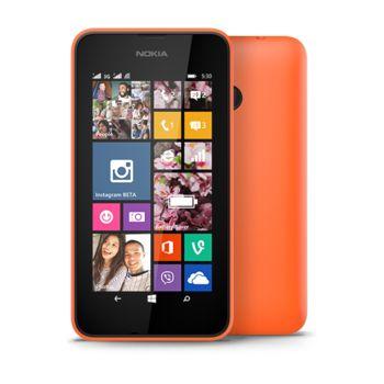 Nokia Lumia 530 Dualsim oranžová