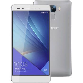 Honor 7 LTE, stříbrný