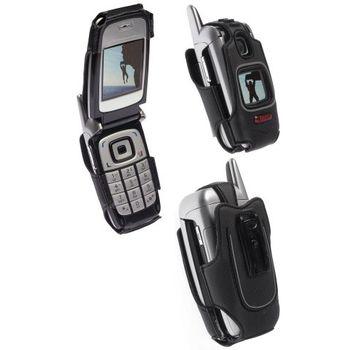 Krusell pouzdro Active - Nokia 6101/6102/6103 - černá
