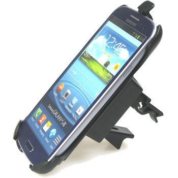 Sestava SH držáku pro Samsung Galaxy S III i9300 s držákem do mřížky ventilace