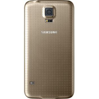 Samsung zadní výměnný kryt EF-OG900SF pro S5, zlatý