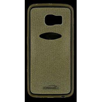 Kisswill TPU Shine pouzdro pro Samsung S7580 Galaxy Trend, zlaté