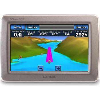 Garmin GPSmap 620 Bundle