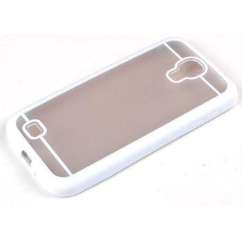 Jekod TPU silikonový kryt Galaxy S4, bílá