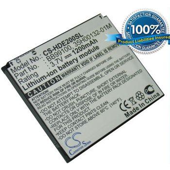 Baterie (ekv. BA-S410) pro Google Nexus One, HTC Desire, HTC Smart Li-ion 3,7V 1200mAh