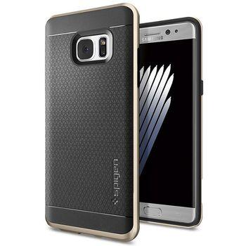 Spigen ochranný kryt Neo Hybrid pro Galaxy Note 7, zlaté
