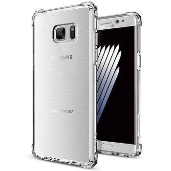 Spigen ochranný kryt Crystal Shell pro Galaxy Note 7, čiré