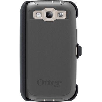 Otterbox ochranné pouzdro Defender Series pro Samsung Galaxy S III, šedé