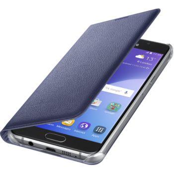 Samsung flipové pouzdro pro Galaxy A5 (A510), černé