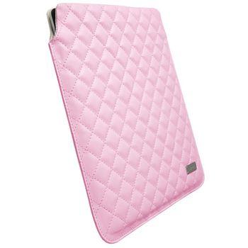 "Krusell Avenyn Tablet Pouch pouzdro - 10""(iPad 4/Nový iPad/iPad2,Galaxy Tab 10.1,Transformer)-růžová"