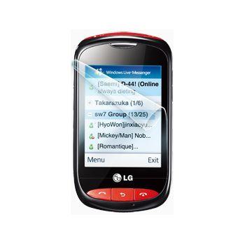 Fólie ScreenShield LG T310 - celé tělo