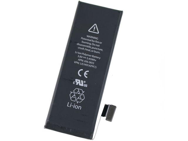 obsah balení Apple originální baterie pro iPhone 5, 1440mAh + sada nářadí (vše pro výměnu)