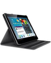 Belkin Cinema Strip Folio pouzdro pro Samsung Galaxy Tab 2 10.1, černá kůže/semiš (F8M392cwC00)