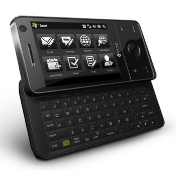 HTC Touch Pro CZ + TomTom Navigator 7 + mapy Střední a východní Evropy 8.15 + 4 GB karta