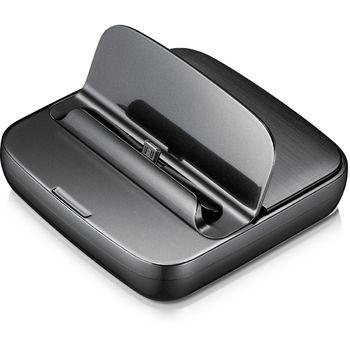 Samsung stolní stojánek EDD-D200B pro Galaxy S4, S III, Note II, černá
