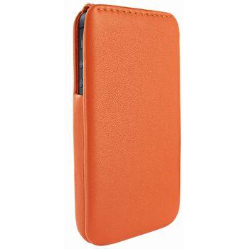 Piel Frama pouzdro pro iPhone 5 iMagnum, Orange