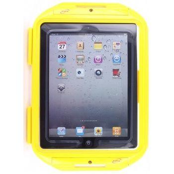 Aryca - podvodní pouzdro pro iPad 1. až 3. gen - hloubka ponoru až 6 metrů - žlutá