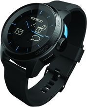 Cookoo watch - Bluetooth 4.0 hodinky pro iOS černé