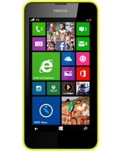 Nokia Lumia 630 DualSim žlutá + černý kryt zdarma