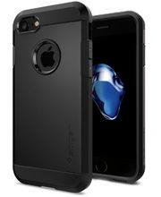 Spigen ochranný kryt Tough Armor pro iPhone 7, černá