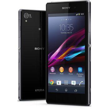 Sony Xperia Z1, černá