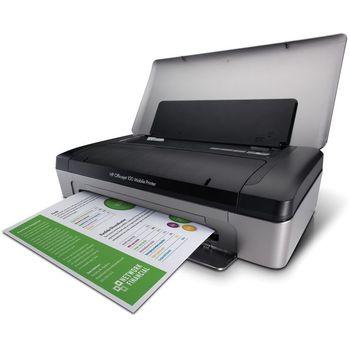 mobilní tiskárna HP Officejet 100/A4, 22/18ppm CN551A#BEH - BAZAR