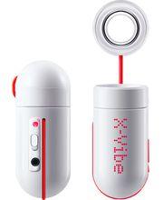 Xdream X-Vibe 3.0 vibrační reproduktor, bílá-červená