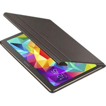 Samsung polohovací pouzdro EF-BT800BS pro Galaxy Tab S 10.5, bronzově titanová