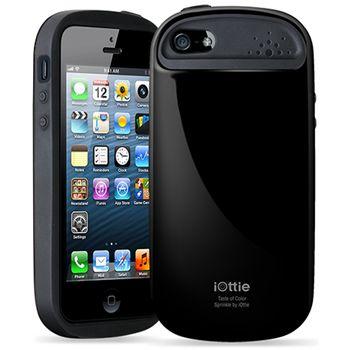 iOttie Sprinkle - ochranné pouzdro pro iPhone 5 černé