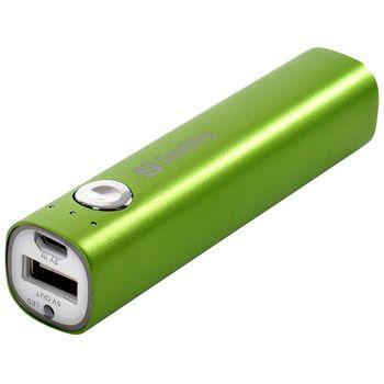 Sandberg záložní baterie 2200 mAh, zelená