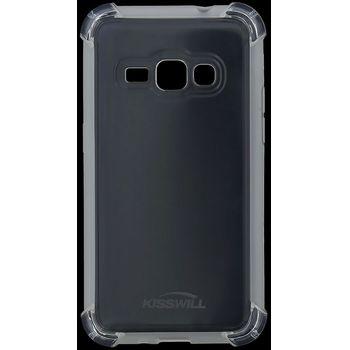 Kisswill Shock TPU pouzdro pro Samsung Galaxy J1 2016, transparentní
