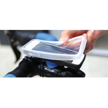 Quad Lock Poncho voděodolný obal na kolo pro iPhone 5/5S/SE, použití s pouzdrem Quad Lock