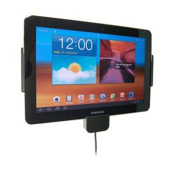 Brodit držák do auta pro Samsung Galaxy Tab 10.1, P7500 s nabíjením