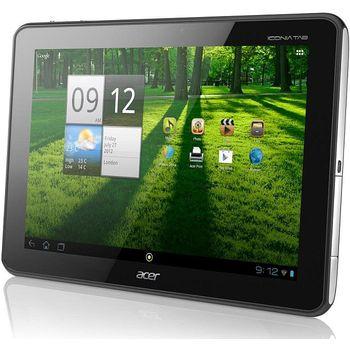Acer Iconia Tab A700 32GB Wi-Fi stříbrná (HT.HA0EE.001)