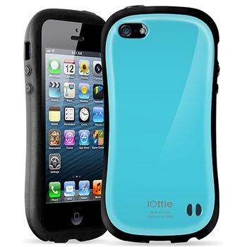 iOttie Macaron - ochranné pouzdro pro iPhone 5 modré