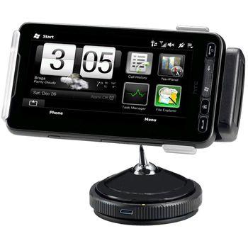 HTC držák do vozu pro HD2 Car Upgrade Kit CU-S400