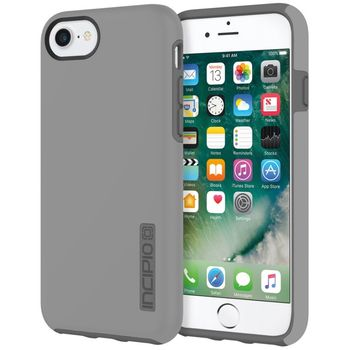 Incipio ochranný kryt DualPro Case pro Apple iPhone 7/6S/6, šedá