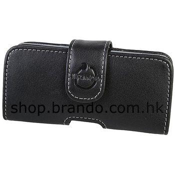 Pouzdro kožené Brando Pouch - Sony Ericsson Xperia X1