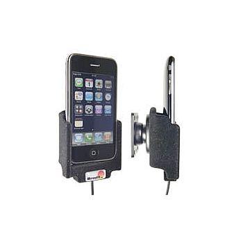 Brodit držák do auta pro Apple iPhone 3G a 3GS s nabíjením, samet, (Apple approved charging cable)