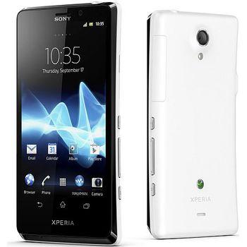Sony Xperia T bílá + Sony MW1 Smart Wireless Headset pro + 2GB paměťová karta