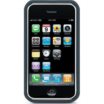 iLuv iCC73 pevné pouzdro pro iPhone3G/GS White