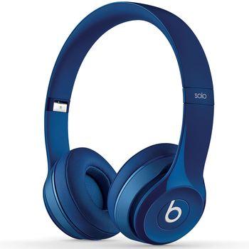 Beats sluchátka Solo 2, modrá