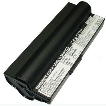 Baterie náhradní pro Asus Eee PC 900, černá, Li-ion 7,4V 10400mAh,