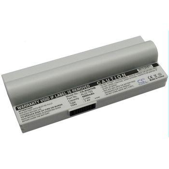 Baterie Asus Eee PC 900 6600mAh bílá