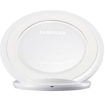 Samsung bezdrátová nabíjecí stanice EP-NG930BW, bílá