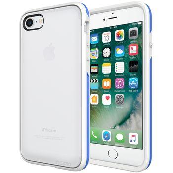 Incipio ochranný kryt Performance Series Case [Slim] pro Apple iPhone 7, sněhově bílá/modrá