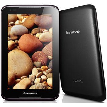 """Lenovo IdeaTab A1000L 7""""/Cortex A9/8GB/1G/An 4.1, černý, rozbaleno, záruka 24 měsíců"""