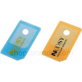 Řezačka micro SIM pro iPhone 4 / iPad 3G + microSIM adaptér