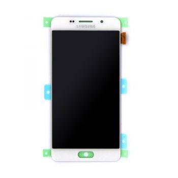 Náhradn díl LCD display + dotyk Samsung A510 Galaxy A5 2016 bílá