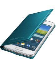 Samsung flipové pouzdro EF-FG800BG pro Galaxy S5 mini, zelené